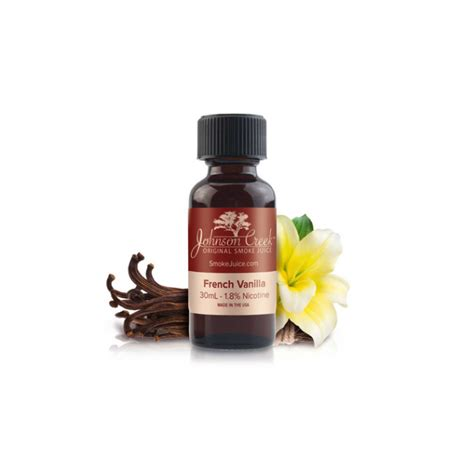 Eliquid E Liquid La Vanilla vanilla e liquid by johnson creek the electric tobacconist 174 usa