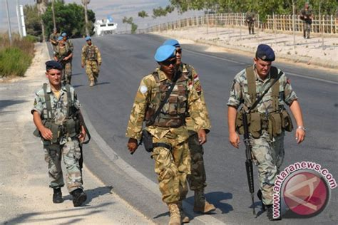 Kaos Pbb Kaos United Nations Nato 1 kontingen garuda dikenang cegah bentrokan lebanon israel