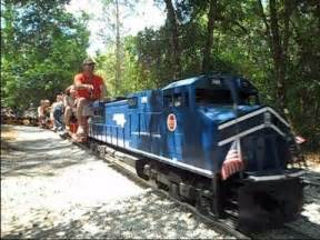 central pasco gulf railroad model trains you can ride on