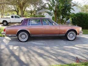 Cadillac Seville Elegante 1979 Cadillac Seville Elegante Quot Stunning Quot 40k Original