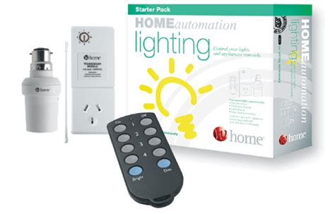 home automation x10 starter kits cad electronics