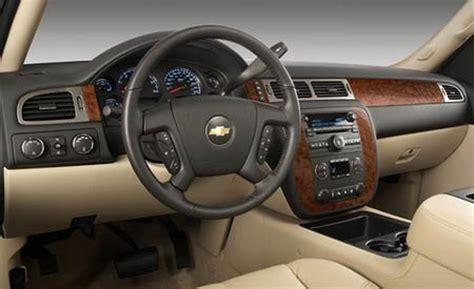 2007 Chevy Silverado Interior by Car And Driver