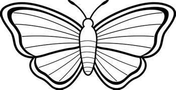 Free Printable Coloring Pages Butterflies free printable butterfly coloring pages for