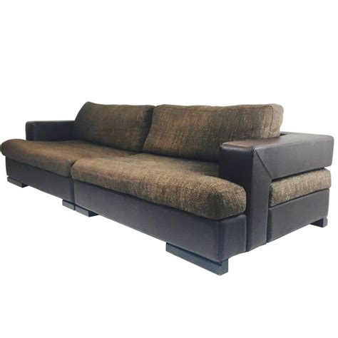 roche bobois sectional sofa roche bobois two piece sectional sofa for sale at 1stdibs