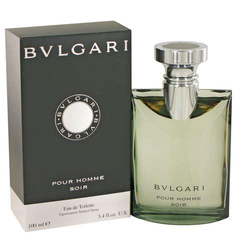 Parfum Bvlgari Pour Homme Original bvlgari soir pour homme cologne for 3 4 oz brand ad