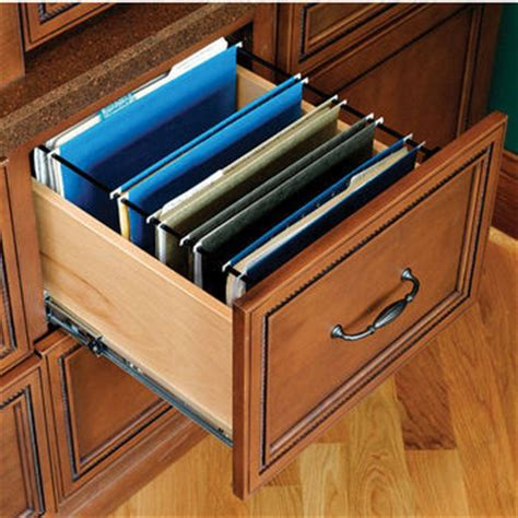 filing cabinet inserts for hanging files drawers drawer inserts drawer organizers by rev a shelf