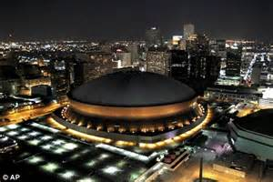 How Many Does The Mercedes Superdome Hold New Orleans Louisiana Superdome Renamed After Mercedes