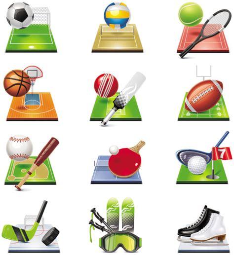 imagenes vectoriales flash relacionadas con el deporte iconos vectoriales 04 descarga