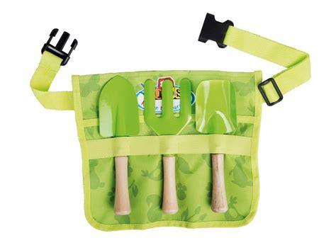 ceinture avec outils de jardin pour enfants jardideco fr