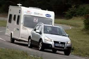 Suzuki Sx4 Towing Capacity Fiat Sedici Secures Towcar Award