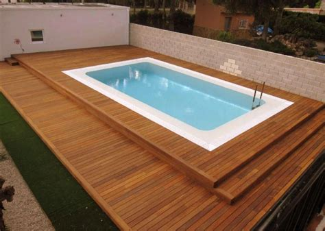 wood pool decks 18 contemporary swimming pool wooden deck designs