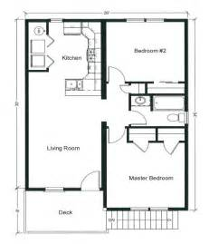 Bed Floor Plan by 2 Bedroom Bungalow Floor Plan Plan And Two
