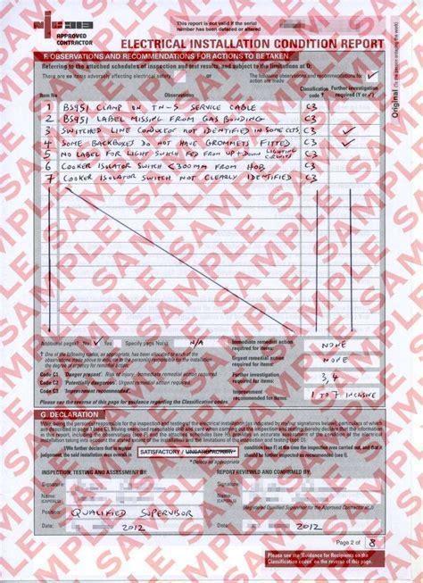 Portable Appliance Testing Certificate Template Un Mission