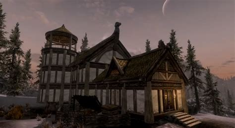 Now You Can Build Houses and Adopt Children ? in Skyrim