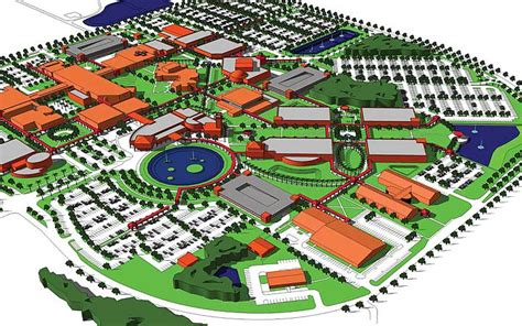 ucf cus map seminole state college lake cus maps map usa images free