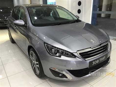 peugeot turbo 2016 peugeot 308 2016 thp 1 6 in selangor automatic hatchback