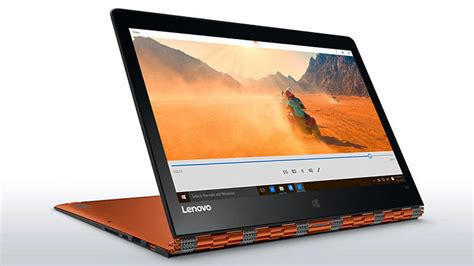 Lenovo Yoga 900 review: A powered up convertible Review
