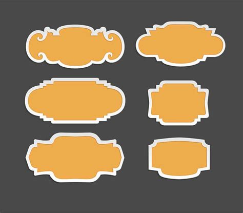 100 Best Free Badges Vector Psd 187 Css Author Psd Templates Free