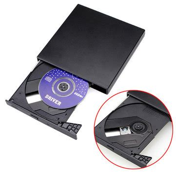 membuat dvd rom portable super slim external portable usb 24x cd rom optical drive