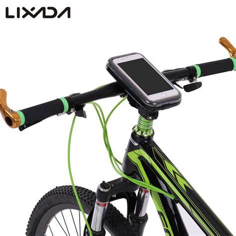 Xs Motorcycle Bicycle Handlebar Mount Holder For Cell Smart Phone lixada rainproof bicycle bag mtb road bike handlebar mount holder mobile phone for 5 5