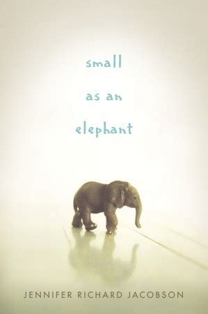 how to find an elephant books book review small as an elephant s bookshelf