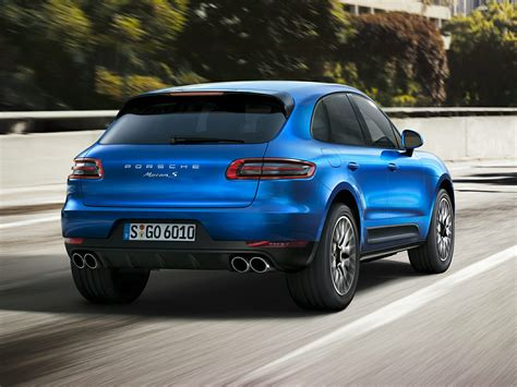 suv porsche 2015 porsche macan price photos reviews features