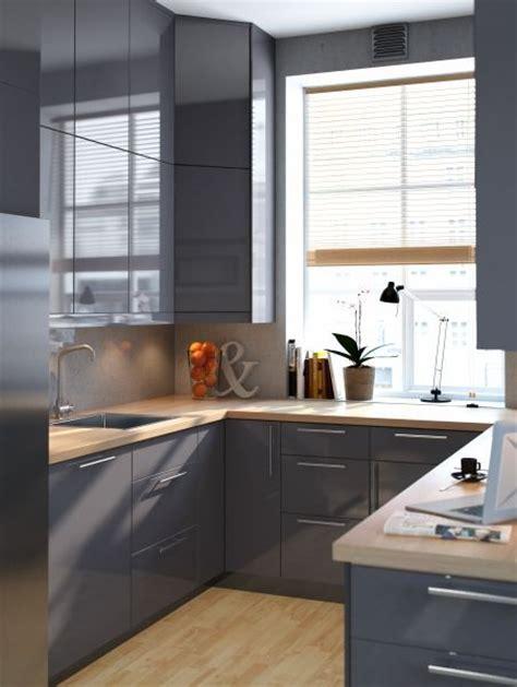 lucido senza handleless style kitchen in graphite dark 27 best kitchen ideas images on pinterest grey ikea