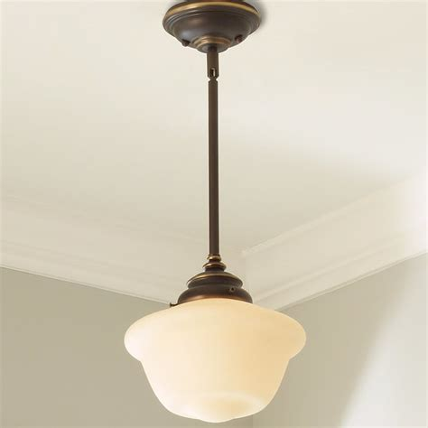 Schoolhouse Lighting Pendant Schoolhouse Pendant 3 Finishes Shades Of Light