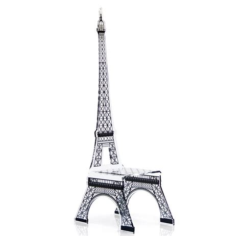 Eiffel Tower Bar Stool by If It S Hip It S Here Archives Acrila Modern Acrylic