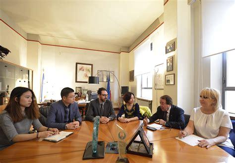 di commercio di pesaro urbino pu24 it la visita della delegazione cinese alla di