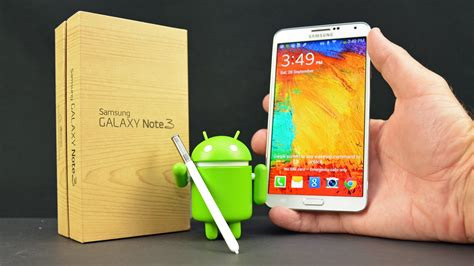 galaxy note 3 unboxing for samsung galaxy note 3 unboxing review