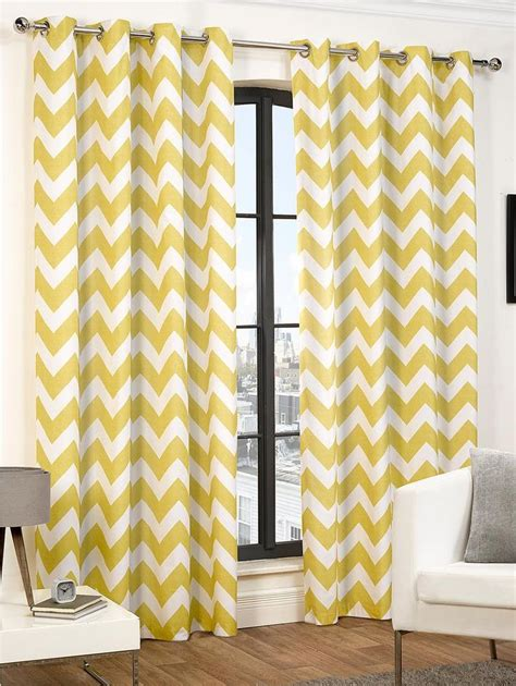 yellow and grey curtains uk 17 best ideas about yellow eyelet curtains on pinterest