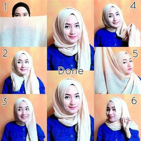 tutorial kerudung pashmina rawis 10 tutorial hijab pashmina rawis simple dan modern hijab yuk