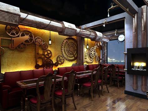 design and decoration modern interior design and exquisite decoration steunk