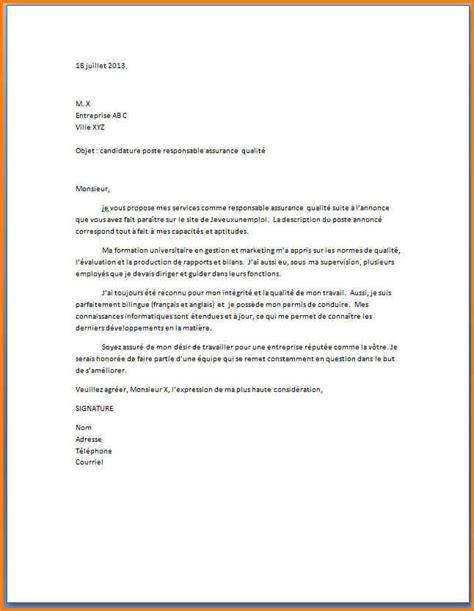 Lettre De Motivation Pour Vendeuse Caissière 5 exemple lettre de motivation caissi 232 re format lettre