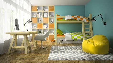 Feng Shui Your Child S Bedroom Tips For Improving Your Child S Bunk Bed Feng Shui