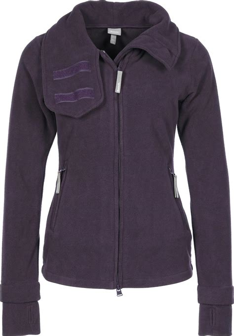 purple bench jacket bench funnelneck w fleece jacket purple weare shop
