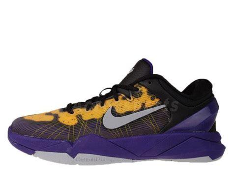 bryant youth basketball shoes nike vii 7 gs bryant boys la lakers basketball