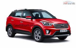 Hyundai Cars Cost 2017 Hyundai Creta Launched In India Price Engine