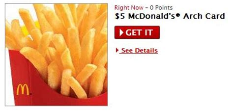 Where Can I Get A Mcdonalds Gift Card - free 5 mcdonalds gift card