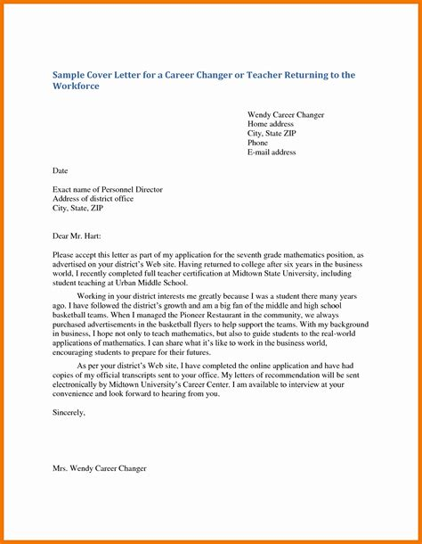 Teaching Consultant Cover Letter by Epic Covering Letter For Teaching Request Letter For Increment