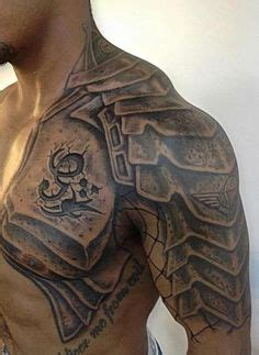 tattoo 3d armor 1000 ideas about armor tattoo on pinterest shoulder
