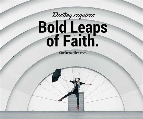 dreaming with god a bold call to step out and follow god s lead books destiny requires bold leaps of faith sue detweiler