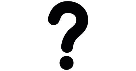 imagenes simbolos de interrogacion signo de interrogaci 243 n iconos gratis de social