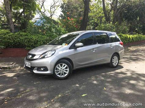 il mobilio 2015 honda mobilio v car reviews