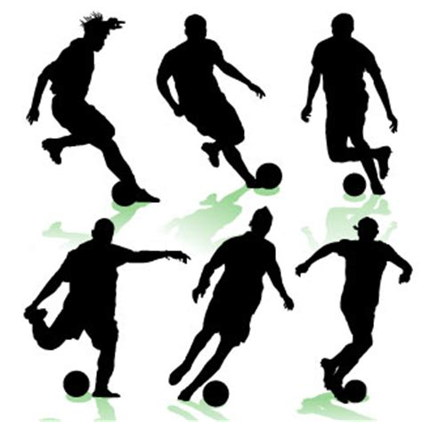 soccer player clipart free soccer clip pictures clipartix