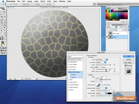 tutorial photoshop mac adobe photoshop very simple tutorial designing a melon