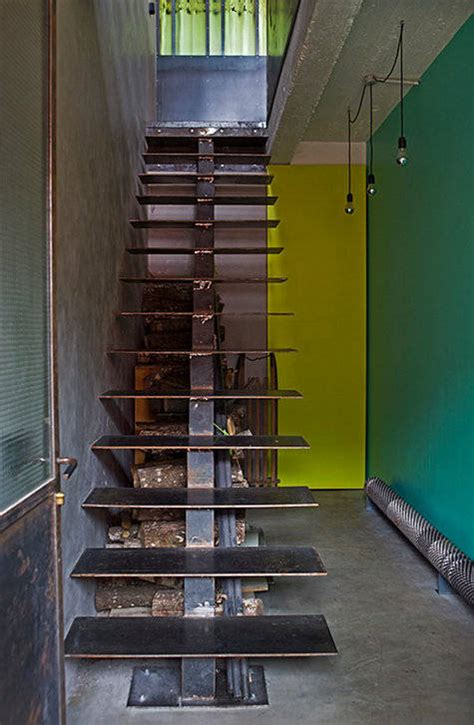 Industrial Stairs Design 30 Stunning Stairways Design Sponge