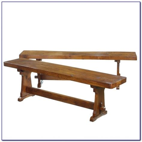 trestle table with benches wooden trestle table and bench bench home design ideas