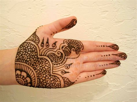 black henna tattoo on hand henna images designs
